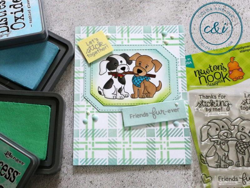 Sneak Peek – Puppy Pals Cards