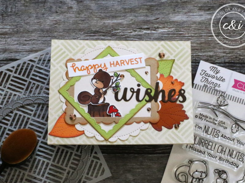 MFT's Squirrel! Card Two