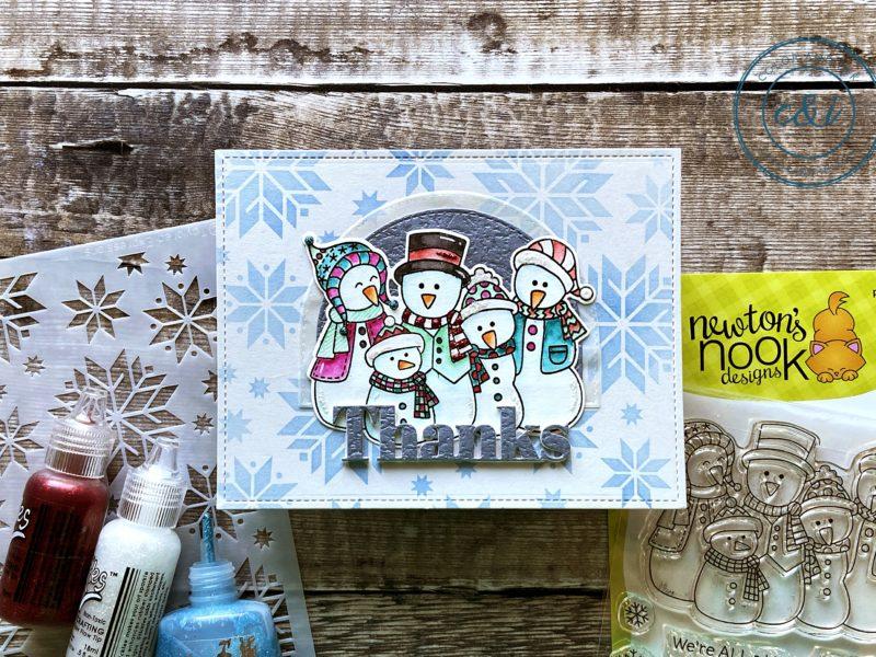 Newton's Nook Frosty Folks