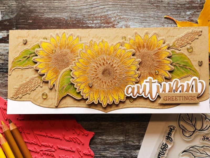 Honey Bee's Sweet Sunflowers