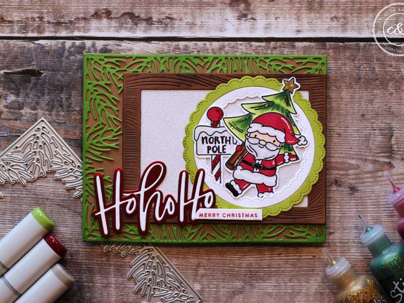 Neat and Tangled Santa's Wonderland